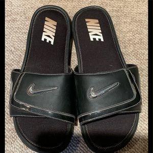 Nike sliders